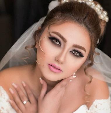 ارایش عروس